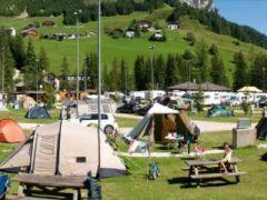 Camping Colfosco Corvara