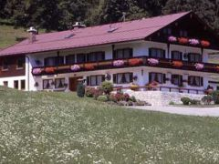 Gästehaus Wegscheidlehen