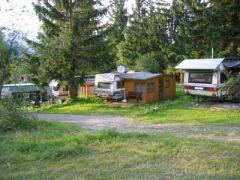 Campingplatz und Pension Bergheimat
