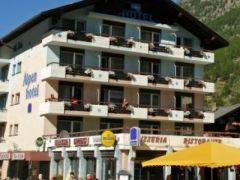 Alpenhotel in Täsch