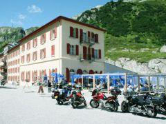 Hotel Glacier du Rhône