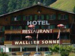 Hotel Walliser Sonne