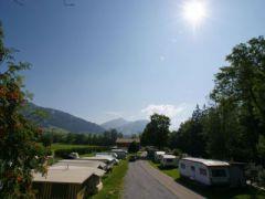 Camping Saanen beim Kappeli