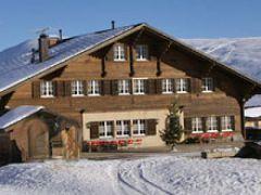 Berghotel Sparenmoos