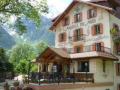 Hotel Aiguille Du Midi