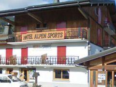 Alpen'Sports Hôtel