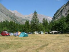Camping d'Ailefroide