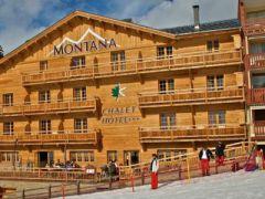 Montana Chalet Hôtel***