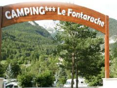 Camping Le Fontarache