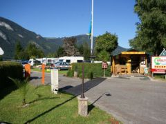 Camping - Wolfgangsee - Birkenstrand