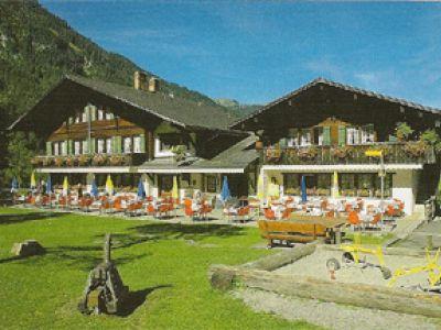 Hotel Simmenfälle