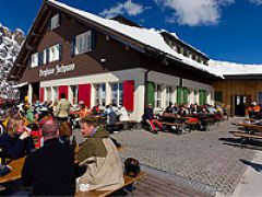 Pension Jochpass 2222m