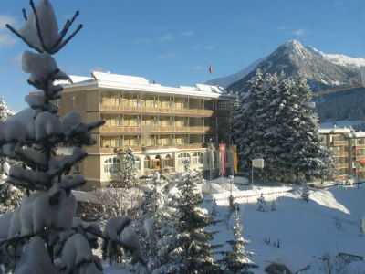 Hotel Edelweiss Davos AG