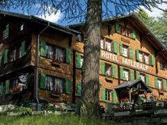 Hotel Fafleralp
