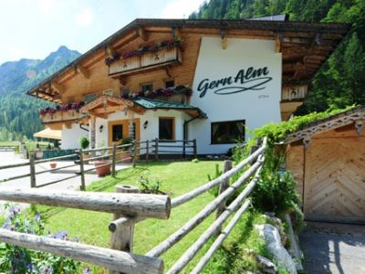 Alpengasthof Berghütte Gern Alm ***