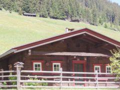 Pension Alpenfriede und Ferienhütte