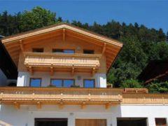 Ferienhaus Chalet Schlossblick