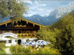 Hotel Berghof Gasthof Enzian