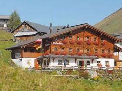 Wanderhütte Walserhuus
