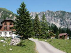 Alpengasthof Gamperdona
