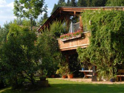 Hütte Muehlermoos