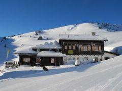 Schutzhütte Berggasthaus Resterhöhe