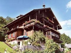 Hotel-Pension Alpina