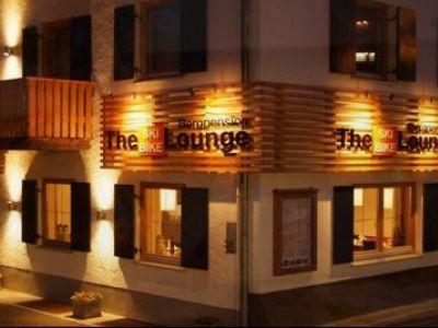 Bergpension The Lounge Skilounge Berwang